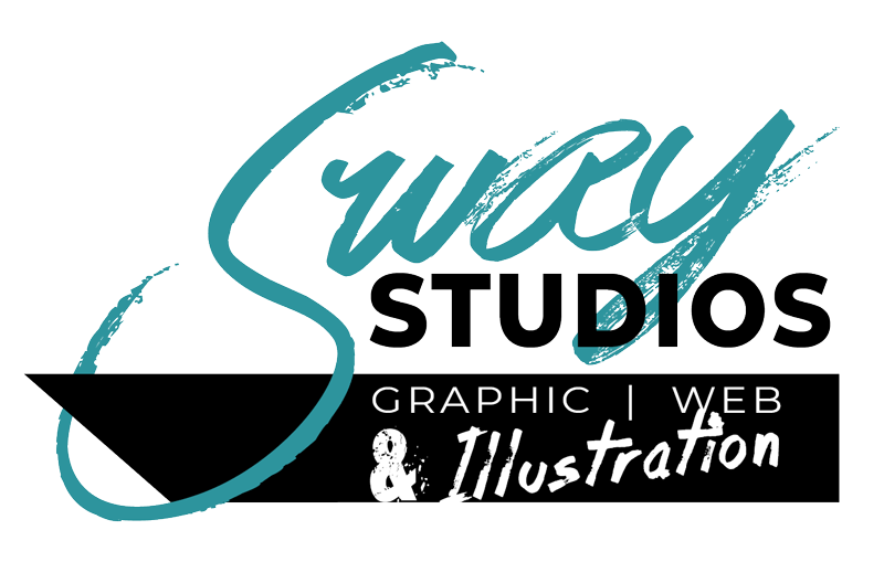 Sway Studios, graphic design, website design, illustration